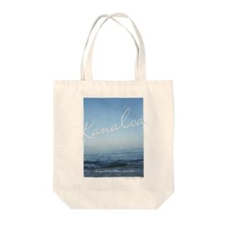 Kanaloa*カナロア(海と海風) Tote bags