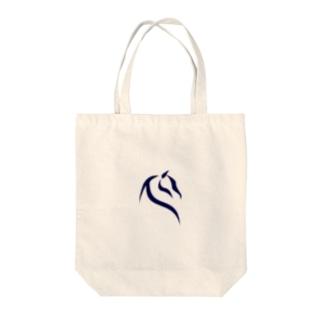 馬2 Tote bags