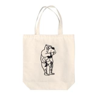 マルティの伝説 Tote bags