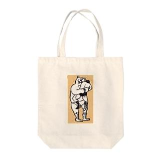 マルティの伝説(はだいろ) Tote bags