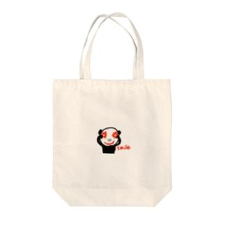 スマイル Tote Bag