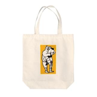マルティの伝説(イエロー) Tote bags
