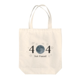 404_items Tote bags