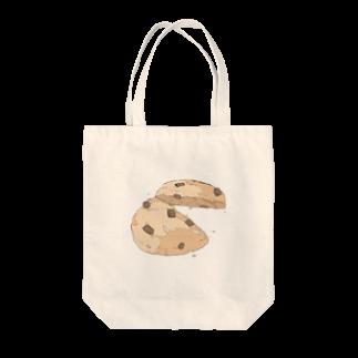 ダイスケリチャードの割れたクッキー Tote bags