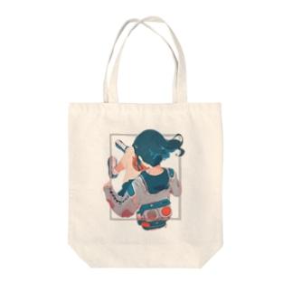 S.Z.M(仮題) Tote bags