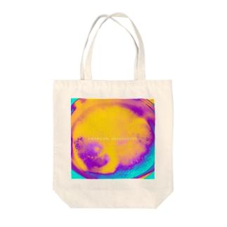 沸騰するお湯(ケミカル) Tote bags