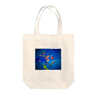 水鏡 Tote bags