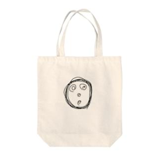 おおお Tote bags
