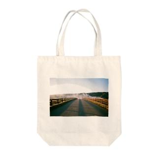 神明橋 Tote bags