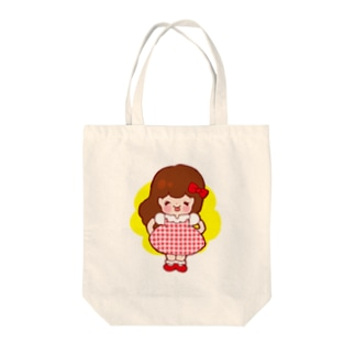 ほんよみちゃん Tote bags