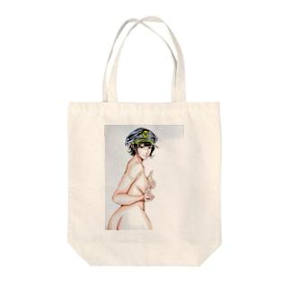 死刑💗 Tote bags