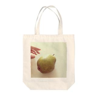 ラ・フランスをさがして Tote bags