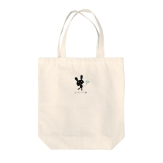 KURO USA∞ ふうせん Tote bags