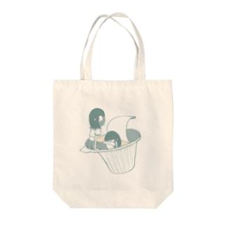 シロップ部(1) Tote bags