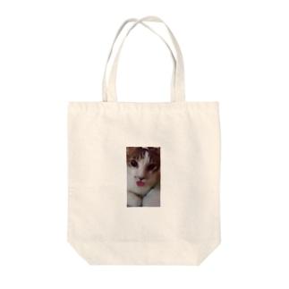 レンくん Tote bags