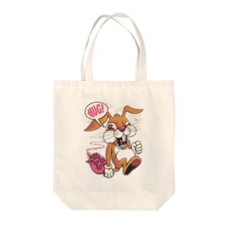 Sorry My Friend Tote bags