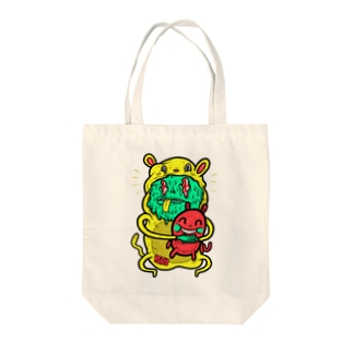 HUGオフォシャルショップのI Wanna Be Your Partner Tote bags