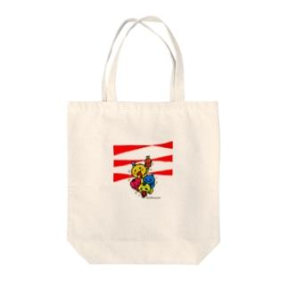 新しいデザインできました! Tote bags