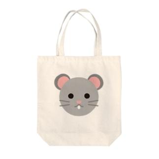 干支丸-子-animal up-アニマルアップ- Tote bags