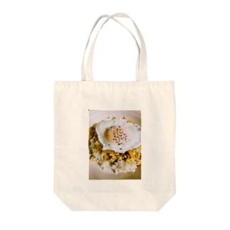 ある日のガパオ Tote bags