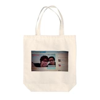 ラストチャンス Tote bags