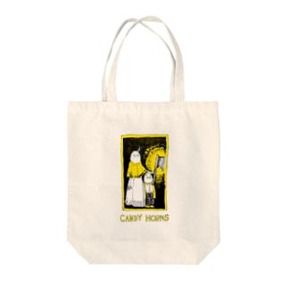 よるの足音 Tote bags