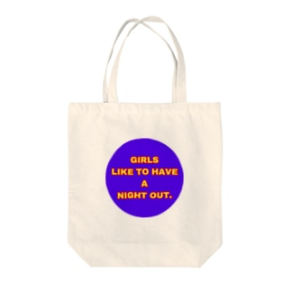 85KM Nigh Out Tote bags