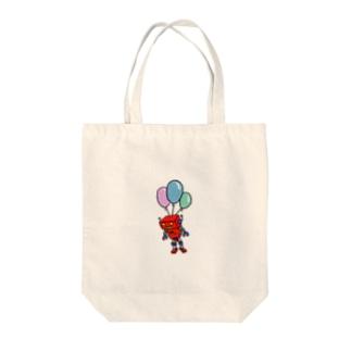 フーセン(ロボット) Tote bags