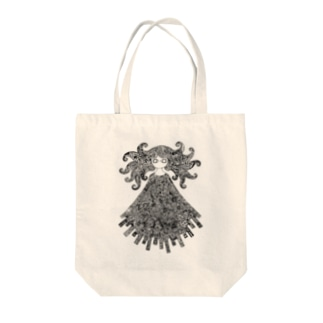ヴンダーカンマーのめめ Tote bags