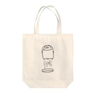とびだせペンギン Tote bags