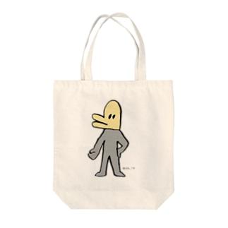 ヤマダ(希少種) Tote bags