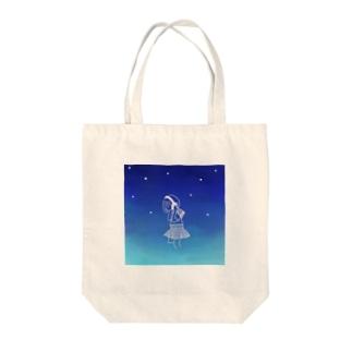 pm9:00 Tote bags
