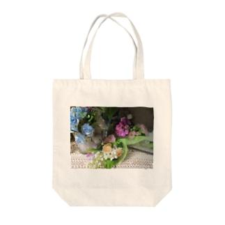 香しき香りNo.4 Tote bags