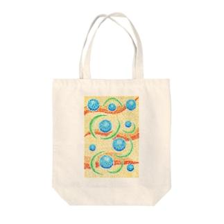 インスピレーションNo.11 Tote bags