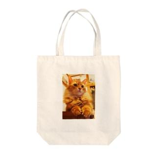 そめちゃま Tote bags