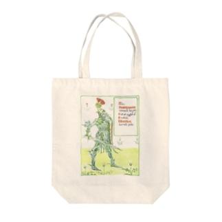 薊の騎士 - The British Library Tote bags