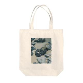 玄武岩質溶岩 Tote bags