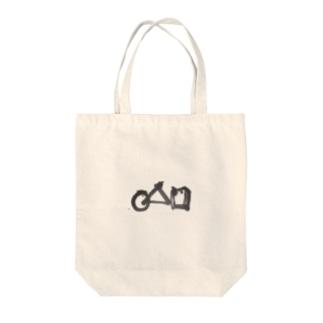 拾い画 Tote bags