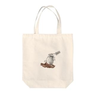 たがやす羊 Tote bags