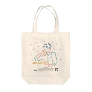 【2018.07.13】新井リオの英語日記グッズ トートバッグ