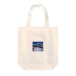 earnest Tote bags