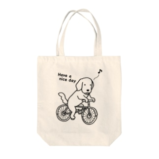 bicycle トートバッグ