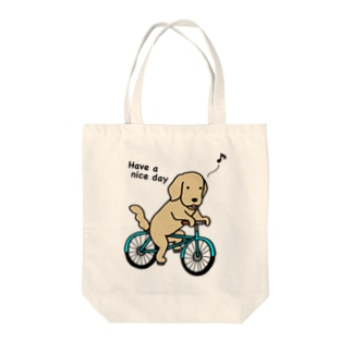 bicycle 2 Tote bags