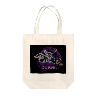DURéEブラックレーベル Tote bags