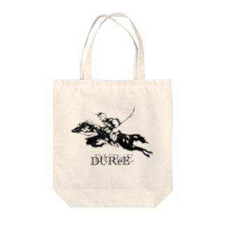 DURéE輝 Tote bags