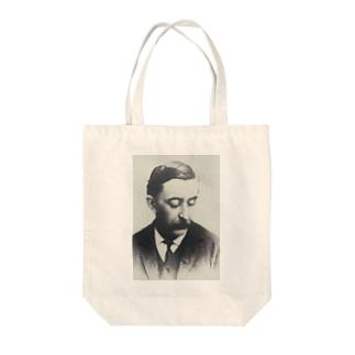 ラフカディオ・ハーン(小泉八雲) Tote bags
