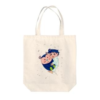 夢見る王子 Tote bags