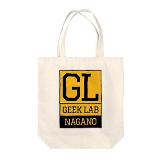 GEEKLAB.NAGANO(スタンダード) Tote bags
