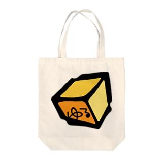 ゆるUnity電子工作部ロゴ(シンプル) Tote bags