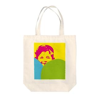 BALLOON BOY Tote bags